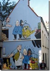 Kapucijnenstraat/Rue des Capucines